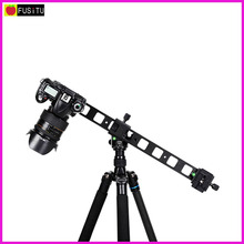 Manbily PU-480 Lengthen plate / Double head / Universal Tripod Monopod Quick Release Plate / mini slide for DSLR camera bracket