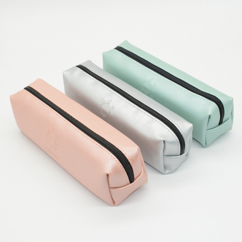 US $0.75 5% OFF|PU pencil case cute trousse scolaire stylo High capacity pencilcase pen case estuche escolar papelaria school supplies -in Pencil Cases from Office & School Supplies on Aliexpress.com | Alibaba Group