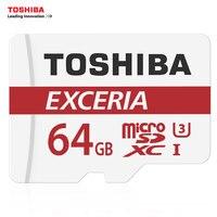 100 Original TOSHIBA MicroSD Micro SD SDHC C10 Max Read Speed 90M S TF 128G 64G