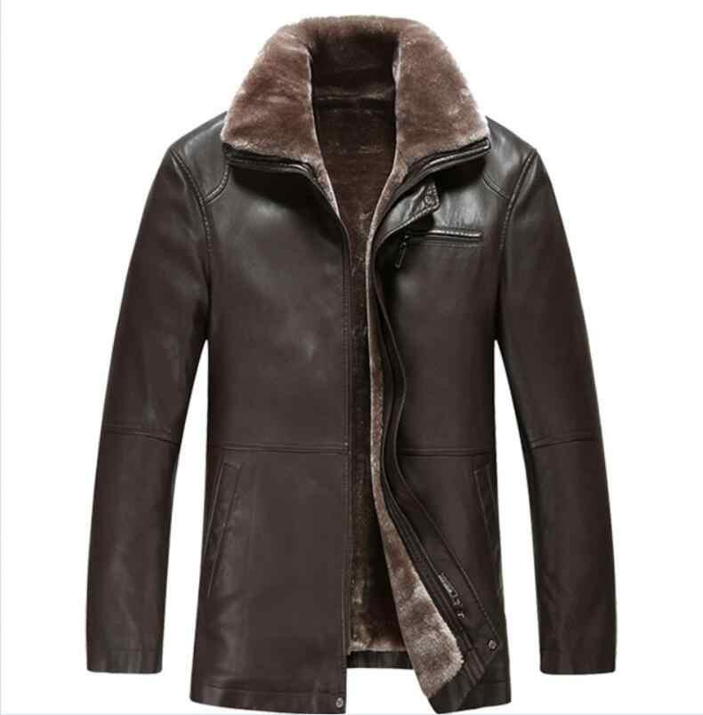 Хит продаж 2019 зимние мужские новые модные шерстяные сапоги для отдыха куртка M