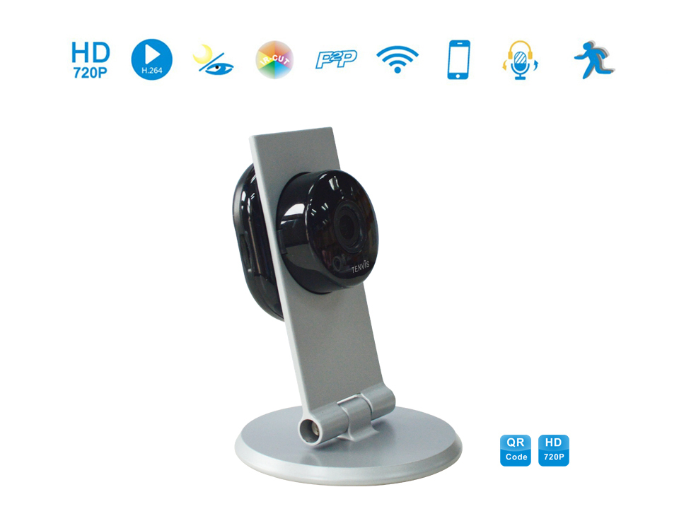 New Drivers: Tenvis TH671 Network Camera