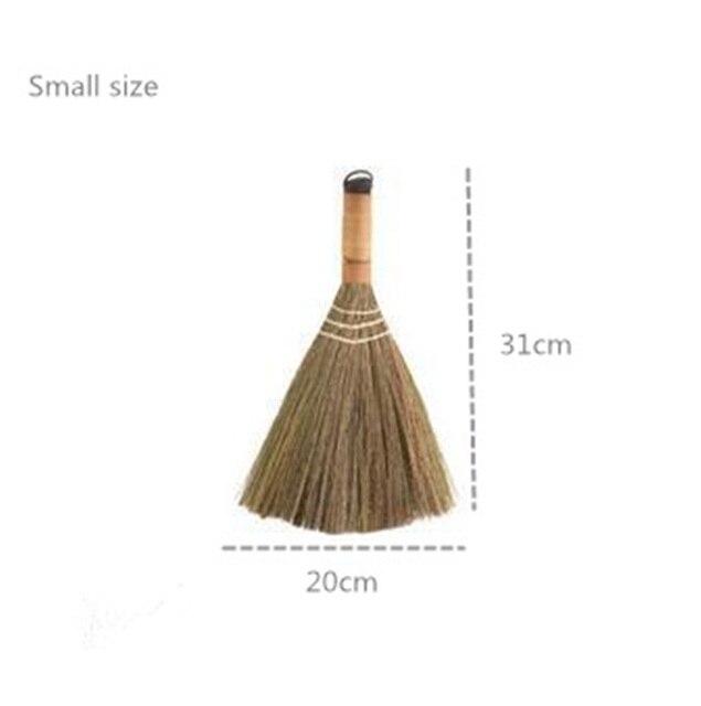 Wood Floor Sweeping Broom Hair Fur Household Floor Small Size