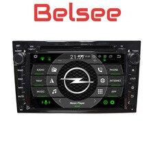 Belsee Android 8.0 Autoradio Car Radio GPS Multimedia 4GB 8 Core Opel Vauxhall Vectra Antara Zafira Corsa Meriva Astra H G J