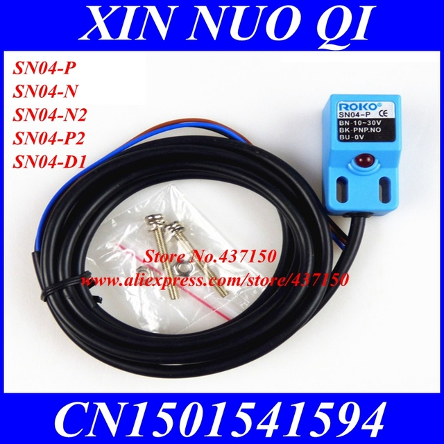 RIKO proximity schalter/metall sensor schalter SN04 P SN04 N SN04 N2 ...