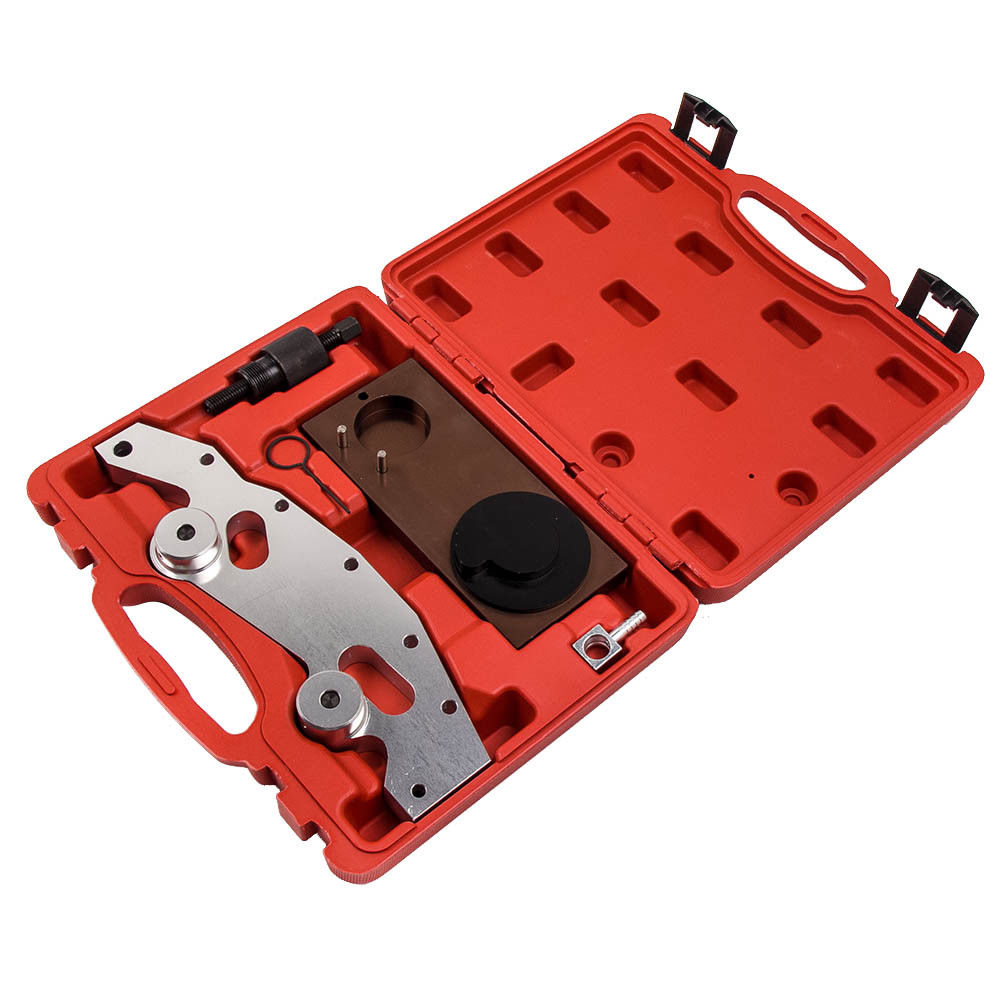 Double Vanos Camshaft Alignment Tools FOR BMW 6 Cylinder M52 M52TU M54 M56 Engine Timing Locking Tool double vanos car gargue tools for bmw m52 m52tu m54 m56 engines camshaft alignment timing locking tool