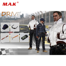 Ryan Gosling Death Drive 1/6 Poseable Full Sets Male Action Figure BBK004 for Collection Gift