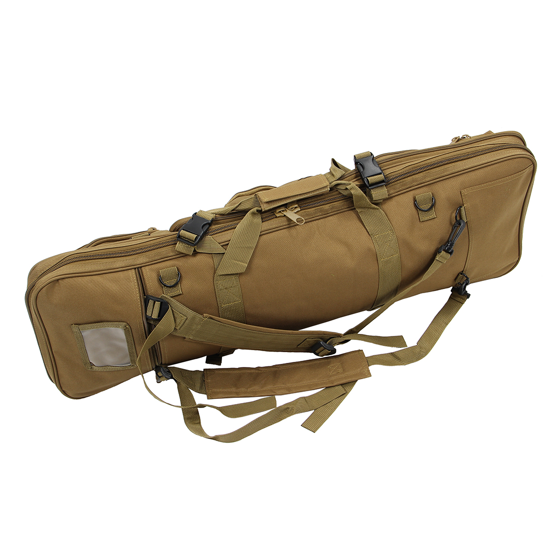 Affordable-Shooting Hunting Carry Case Strap Bag Coyote Tan
