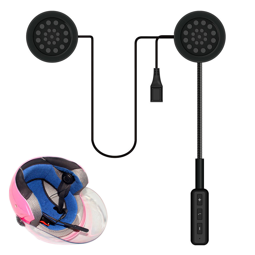 new motorcycle helmet headset bluetooth intercom headset wireless helmet heap headphones for. Black Bedroom Furniture Sets. Home Design Ideas
