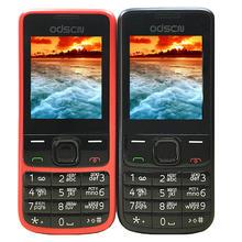 "1.75 ""Dual Sim radio FM bluetooth altavoz del teléfono móvil barato de china Teléfonos Celulares gsm Teclado Ruso botón ODSCN 6700"