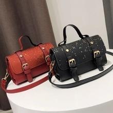 JUILE brand luxury Women bag PU sequin handbag designer new ladies Messenger bag shoulder bag fashion styling ladies Coin Purse