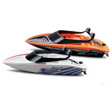 RC Boat 2.4GHz Remote Control Wireless 10km/h High Speed RC Electric Boat Children Games Remote Control Toys for children(China)