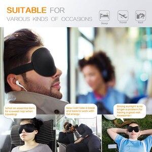 1 шт., Helth Care, улучшенная маска для сна, регулируемая маска для глаз, ремешок для комфортного сна, переносная повязка на глаза для путешествий, повязка на глаза