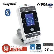 EasyThru спецодежда медицинская ЭКГ Resp Temp pni SpO2 сердечного ритма Multi параметры, монитор пациента Bluetooth приложение жизненные знаки мониторинга