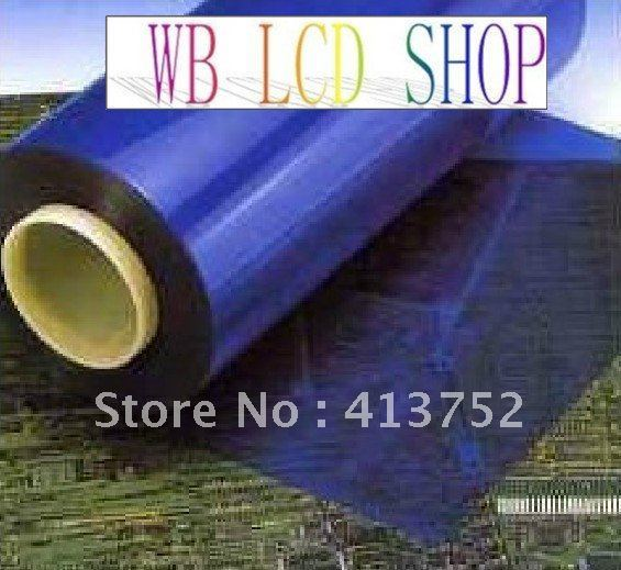 Photosensitive dry film instead of thermal transfer production PCB board photosensitive film longth:1 meter.cut as you like