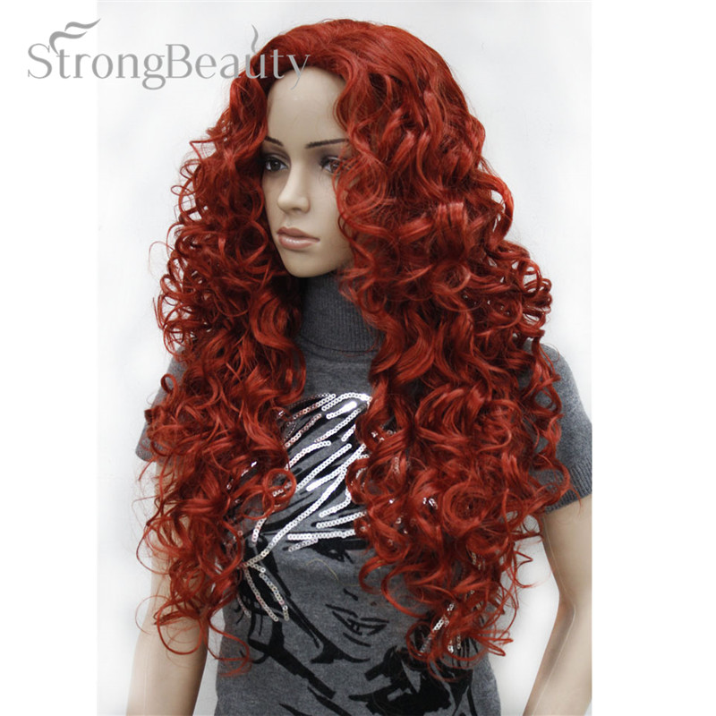 Image 2 - Искусственные волосы для женщин, светлые, золотистые, коричневые, длинные, волнистые, много цветов на выборwigs for womenwig fullwig wig  АлиЭкспресс