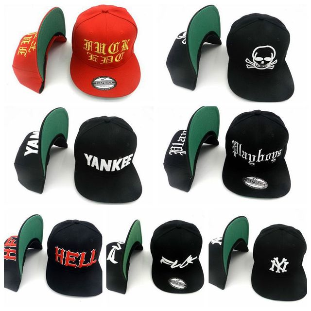 7 different styles SSUR Snapback hats YANKEE HELL brand Mens new design hip  hop Casquettes gorros bones goucao baseball caps 978f5ab3bce