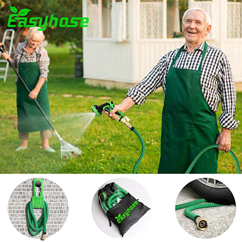 Image 5 - Garden hose expandable bonsai gardening water garden potted water drip magic rubber elastic orchard garden for car wash suit-in Garden Hoses & Reels from Home & Garden
