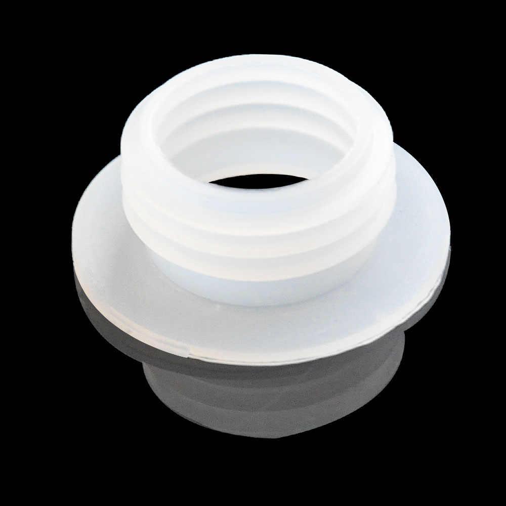 HONEYPUFF Preminum FDA sellador de silicona para tubería de agua 22MM Shisha Hookah arandela de silicona sellos anillo Chicha Subber espaciador