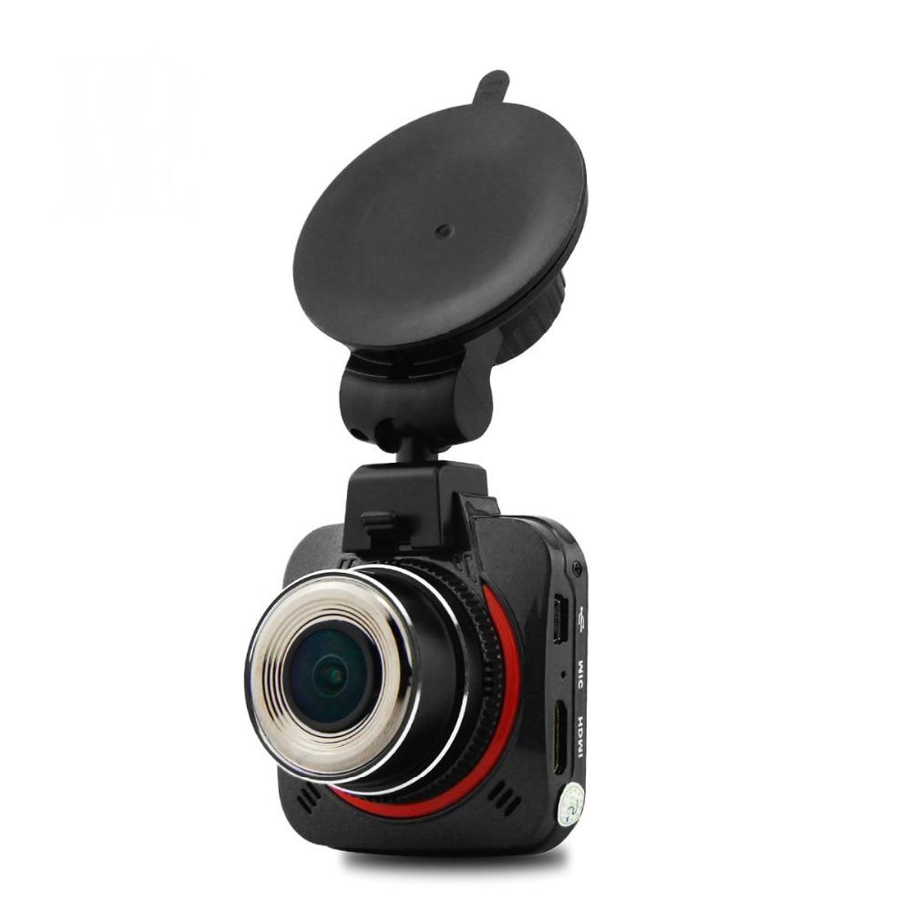 GS650D MINI Car Camera Ambarella A7 Auto Camera Video Recorder FHD 1296P 30fps 170 degrees 2.0inch LCD G-Sensor HDR Dash Cam H25