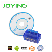 Mini ELM327 Car Vehicle Diagnostic Tool OBD 2 for Android Torque OBDII Car V2.1 Interface Scanner Works On JOYING Android