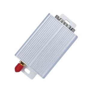 Image 1 - 2W LoRa SX1278 SX1276 433MHz rf Module Transmitter Receiver 30000m UART Long Range 433 MHz 2W Wireless rf Transceiver