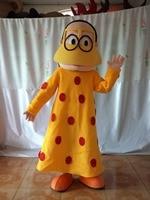 Высокое качество Бесплатная доставка желтая юбка арабская женщина талисмана