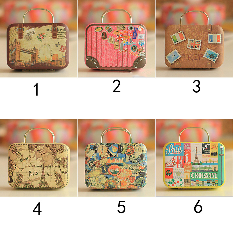 Online Get Cheap Vintage Style Suitcases -Aliexpress.com   Alibaba ...
