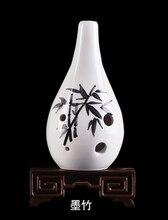 6 Holes Ocarina Alto C /AC Chinese ceramic flute Musical instruments
