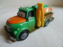 Original Pixar Planes 1:55 Chug Truck Metal Toy Car New Loose