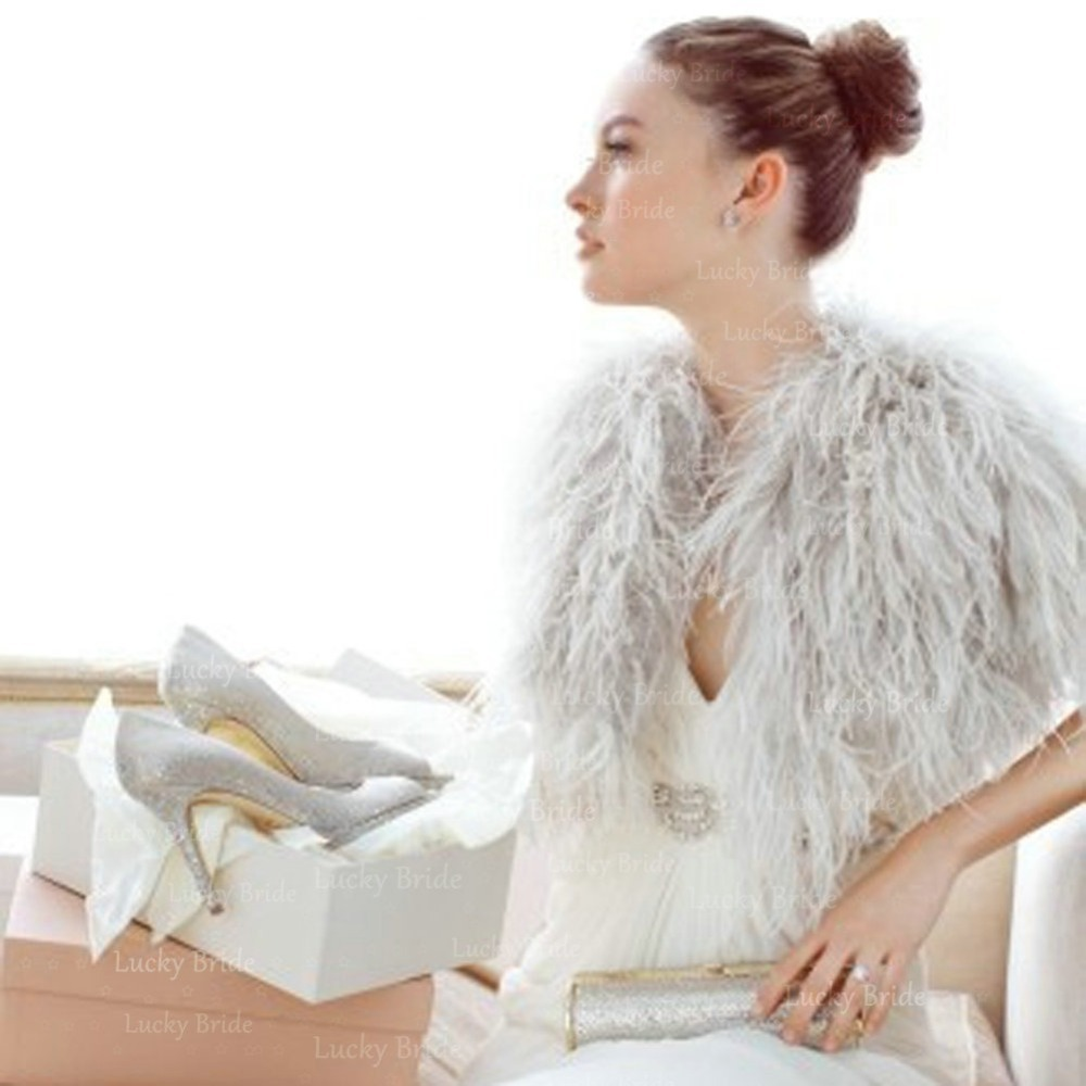 Online Buy Wholesale Ostrich Feather Cape From China