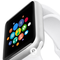 Smart Bluetooth watch with Heart Rate Blood Pressure Health Wristwatch For ios Apple iphone iOS and Android Samsung Smart watch