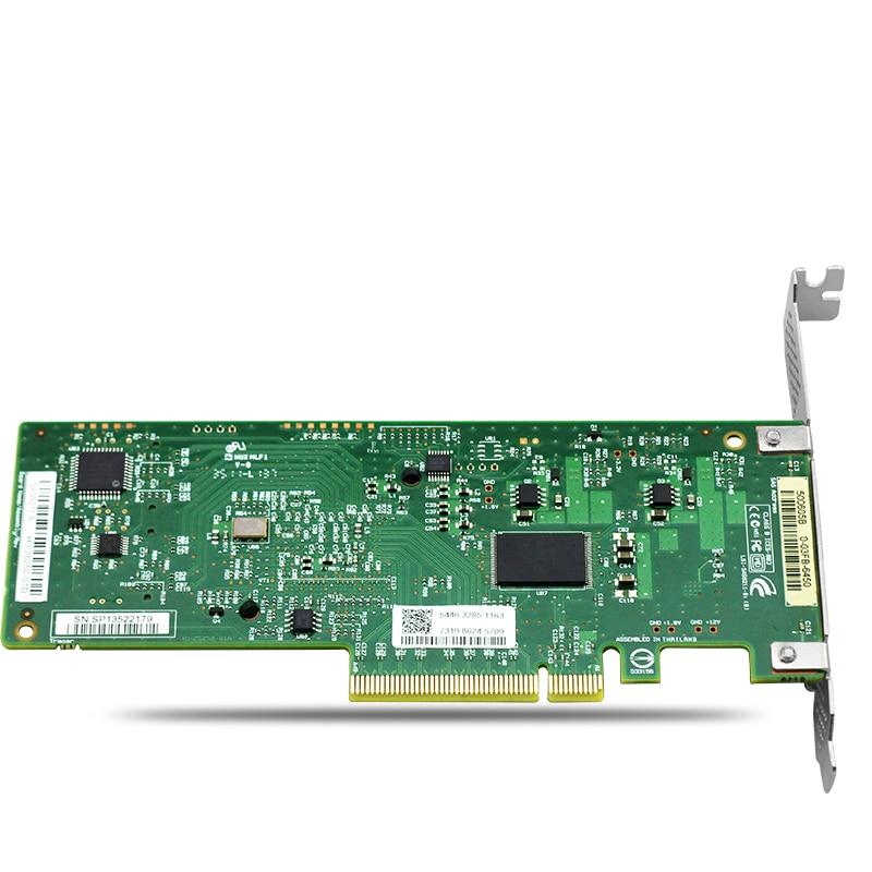 Internal SATA/SAS LSI 9211-8i LSI00194 8port 6Gb/s PCI-Express 2.0 RAID Controller Card, SAS HBA, SAS Cable not included 375 3536 sas raid with battery array card pci e sas card 100% test good quality