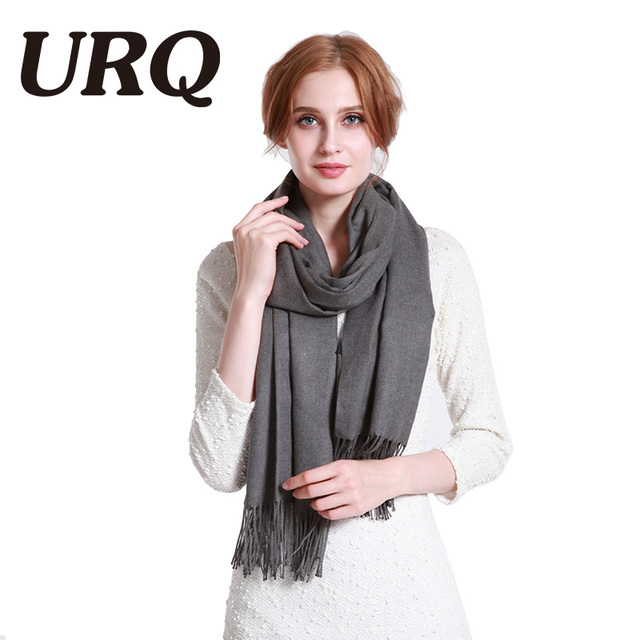 New Luxury Scarf Winter Women Scarfs warm Female Cotton Solid Scarf Best Quality Pashmina Studios Tassels Women Wraps