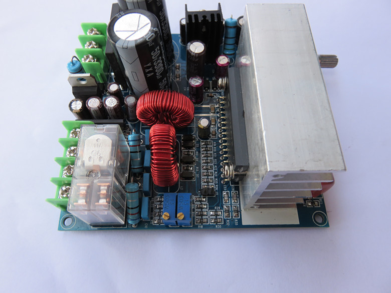 AC22V-0-AC22V 90W+90W 2.0 Channel TA2022 Class T Digital Amplifier Board