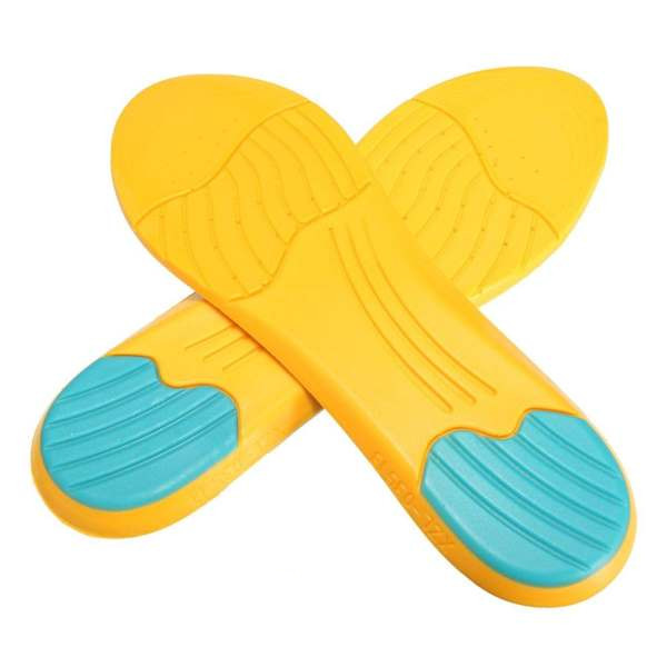 Insole support shock absorption comfort interior inner insole woman man 27cm/30cm