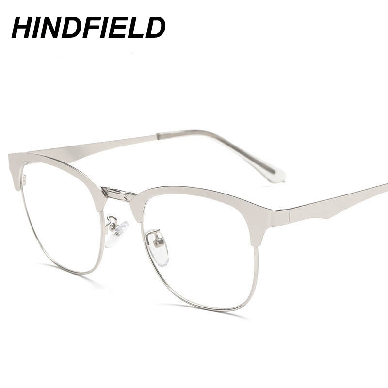 d32b8a1794 Classic Round Clear Lens Nerd Frames Women Fake Glasses Eyeglasses Frame  Vintage Circle Eyewear Transparent Oculos