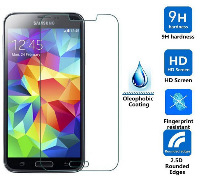 Anti-Explosion 2.5D Screen Protector Tempered Glass sFor Samsung Galaxy Grand Prime SM-G530H G530F / SM-G531H G531F Glass Film