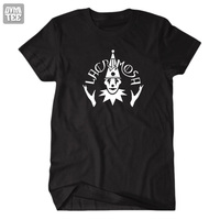 2016 New Lacrimosa Goth Metal Band Rock And Roll Band Shirts Short Sleeve Concert T Shirt