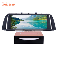Seicane 10.25 Inch Android 4.4 Car Radio Touchscreen GPS Video Multimedia Player For 2011 2012 BMW 5 Series F10/F11 CIC