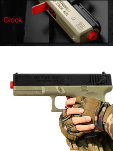 Toys Gun-Weapon Pistol-Accessories Ball-Gun Game 1911 Water Bullets Plastic Outdoor Boys