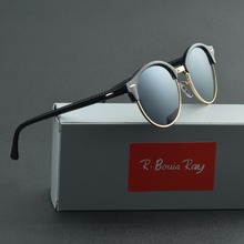 803d067e97d16 R.Bouia RAY Bain Sunglasses Women Brand Designer Retro men Summer Style Sun  Glasses