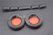 лучшая цена Replacement Ear pad cushion bands for SteelSeries Siberia 840 800 Wireless Headset Dolby 7.1 headphone