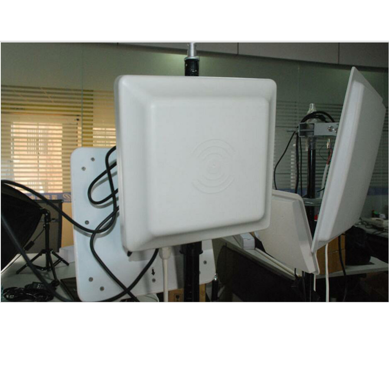 RFID Integrative Reader 6M Long Range Uhf Reader, Frequency Band Support Protocol tag