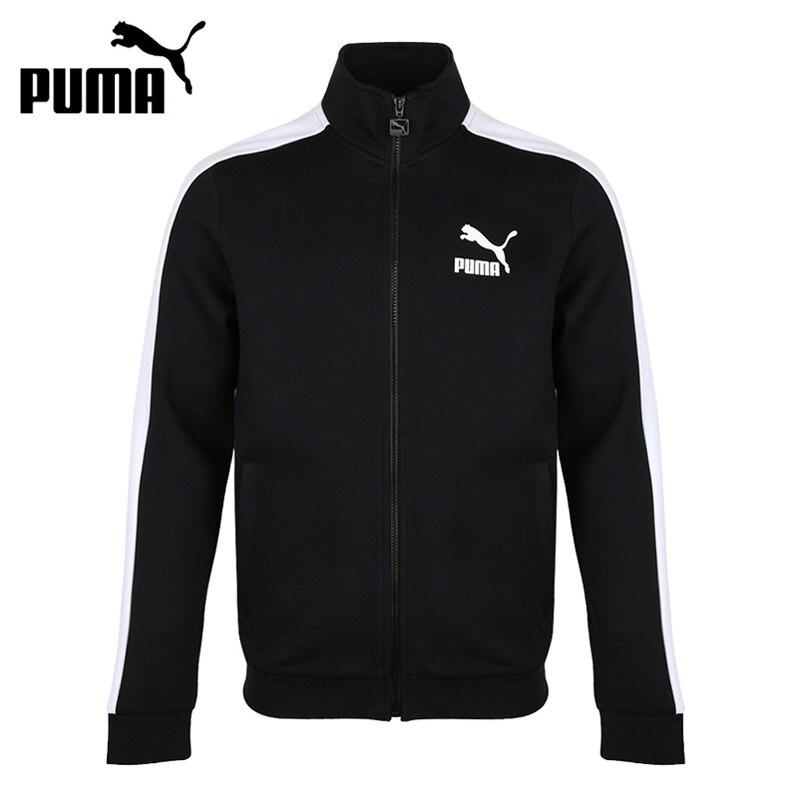 Original New Arrival 2019 PUMA Iconic T7 Track Jacket Dk Mens jacket  Sportswear Original New Arrival 2019 PUMA Iconic T7 Track Jacket Dk Mens jacket  Sportswear