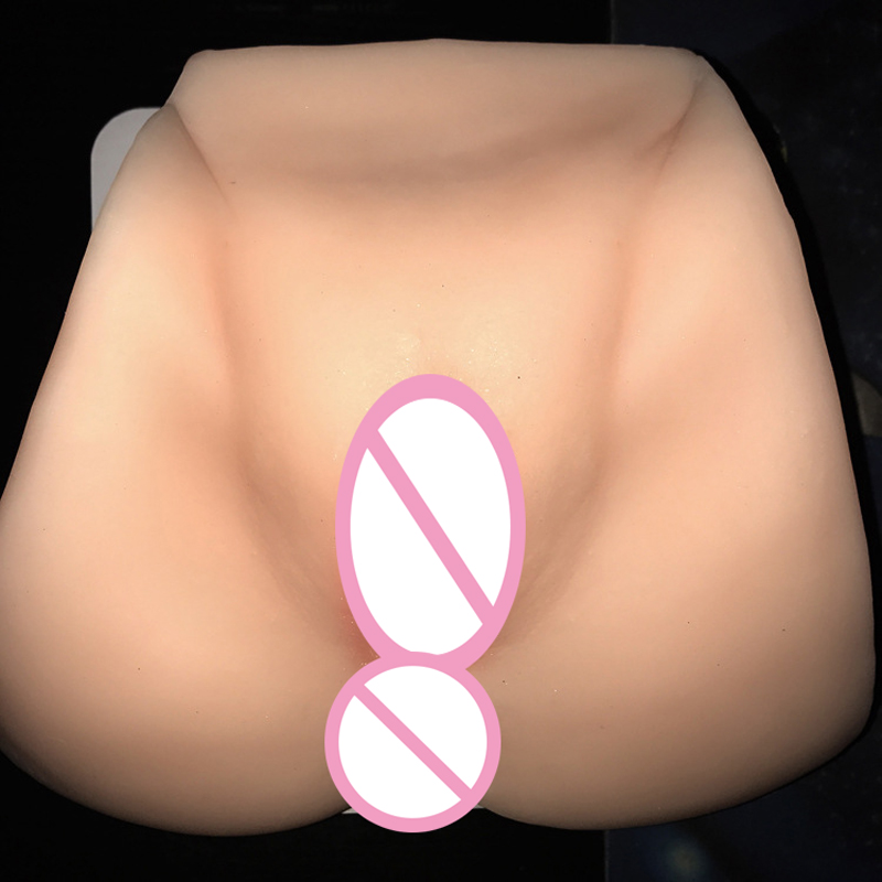 1:1 realistic vagina/anal pussy male masturbator fake big ass sex toys artificial vaginas sextoys adults for men masturbators светильник camelion wl 3011 30w