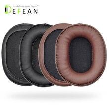 Defean Original ear pads Cushions for Audio Technica ATH MSR7 MSR 7 BT NC Headphones