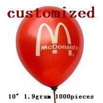 Logo Ballon Druck Ballons