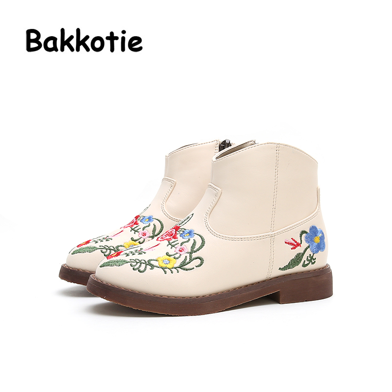 Bakkotie 2018 Winter Baby Girl Fashion Pu Leather High Boots Children Warm  Over-the-Knee Shoes Kid ... 9b6c0e013d65