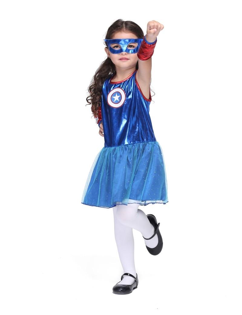 Aliexpress.com : Buy Halloween children cosplay costumes Captain ...