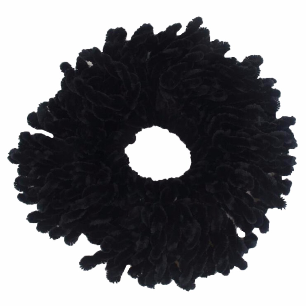 Rubber Band Scrunchie Big Hair Tie Ring Hijab Headwear